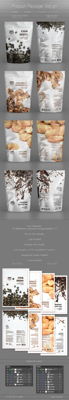 Package Design Template Vector EPS, AI. Download here: http://graphicriver.net/item/package-design-template/14617464?ref=ksioks