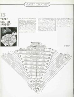 Page 2 of 2 Rose Doily