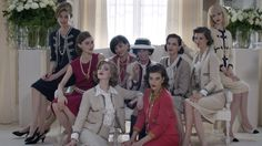 """""""The Return"""" by Karl Lagerfeld - The Film, in December 1953, Coco Chanel reopens her Haute Couture house after fifteen years of absence. The collection is welcomed by the French press with an icy silence. Only the American media supports the looks that define the rebirth of Chanel's style. """"The Return""""retraces this period, that shaped the legend of the designer of rue Cambon forever.""""imagined, written and directed by Karl Lagerfeld, features Geraldine Chaplin in the role of Gabrielle Chanel."""