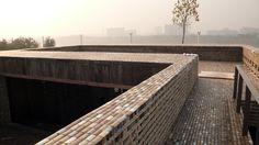 Wang Shu - Ceramic House - Jinhua Architecture Park
