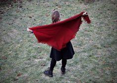 Ravelry: LadyBugFixer's Sigrun Berg-inspirert skjerf