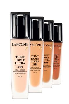 Lancôme Teint Idole Ultra 24H. $44, Lancôme.com. I'm going to have to give this a try too. They have a great shade range!