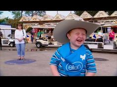 'Apparently' Kid Noah Ritter Returns to 'The Ellen DeGeneres Show' and Attends the 2014 State Fair of Texas