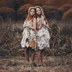 The Sisters by Marianna , via 500px