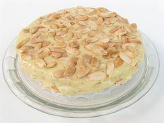 Mandľová torta