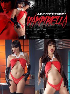 Vampirella: A XXX Parody (2016) English 720p BRRip