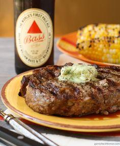Gorgonzola Butter - Melt over steaks!