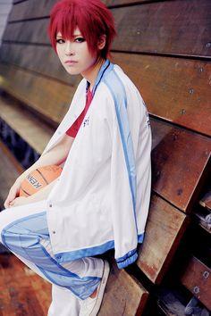 Seijuro Akashi(Kuroko's Basketball)