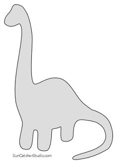Free Diplodocus Dinosaur Template vector cricut silhouette fossil dino jurassic animal cricut scroll saw svg coloring page quilting pattern toy design clipart. Dinosaur Stencil, Dinosaur Template, Dinosaur Printables, Animal Stencil, Dinosaur Crafts, Dinosaur Pattern, Dinosaur Dinosaur, Dinosaur Design, Animal Templates