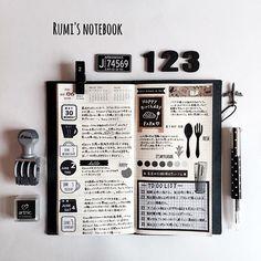 2016/06/05 rumi's diary → week 22 5月はやることがいっぱいあって家事がおろそかに。そしてその後はだらだらな生活に。これではいけないと反省し、6月から頑張りたいことを書き出してみた。いきなり全部は難しいかもしれないけど、目標に少しでも近づけるように、気合いを入れ直して頑張ろう(๑•̀o•́๑)۶ #travelersnotebook #travelersnote #トラベラーズノート #心温日付シート