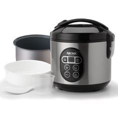 Aroma ARC-914SBD 4-Cup (Uncooked) 8-Cup (Cooked) Digital Rice Cooker  #Aroma