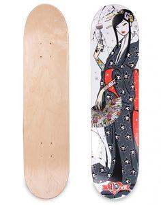 tokidoki 10 Year Anniversary Skate Deck  #tokidokiholiday