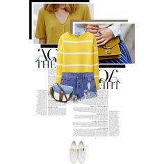 How To Wear Yellow therapy Outfit Idea 2017 - Fashion Trends Ready To Wear For Plus Size, Curvy Women Over 20, 30, 40, 50