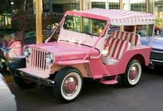pink yj jeep - Google Search
