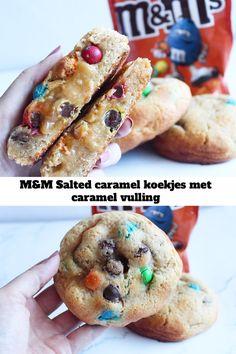 Salted Caramel Cookies, Chocolate Cookies, Perfect Cookie, Time To Eat, American Food, No Bake Desserts, Diy Food, Cookie Recipes, Cravings
