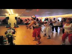"""""""Ice Cream And Cake"""" Zumba routine - I like @Janefer Steinhoff's version better, but this one is still very high energy! Gets the heart pumping for sure!"""