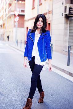 Dulceida: Love with my new Jacket!