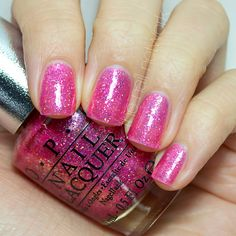 The Nail Network: OPI DS Tourmaline and Titanium Swatches & Review
