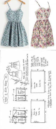 Por las manos (la Obra, la Costura, el Patrón) el Vestido
