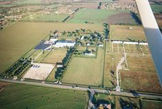 Ariel view looking east. Southfork Ranch, House Layouts, New Room, Dallas, Ariel, Interior, Houses, Homes, Design Interiors