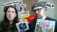 My Little Pony Maud and comic book, Derek and Nikki Review 96