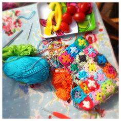 Color! ~ Haken en meer