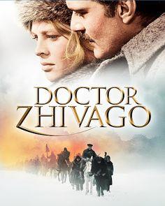 Doutor Jivago (1965) - Blog Almas Corsárias