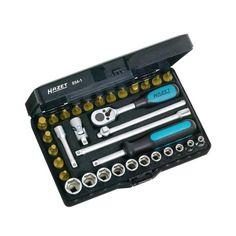 Makita 38 Pièce Power Tool Bit Set Bits Tournevis Driver Nut conduite Extender