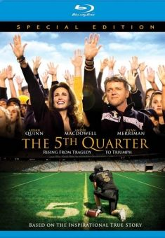 """""""The 5th Quarter"""" - Christian Movie/Film on Blu-ray with Aidan Quinn and Andie MacDowell. Check out Christian Film Database for more info - http://www.christianfilmdatabase.com/review/the-5th-quarter/"""