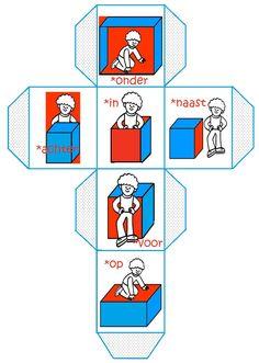 * Waar moet je gaan staan/zitten...