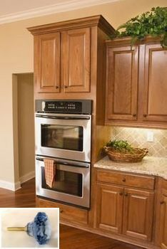 Dark Light Oak Maple Cherry Cabinetry And Non Wood Kitchen Cabinets Check Pin For Various Kitchen Wall Colors New Kitchen Cabinets Wood Kitchen Cabinets