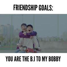 HAHAHAHAHA #iKON #BOBBY #BI