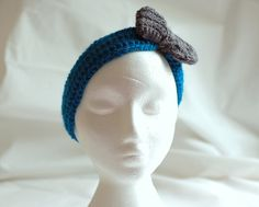 Got the Blues? Tuesday by Maureen Gilbertson on Etsy Handmade Items, Handmade Gifts, Blues, My Etsy Shop, Trending Outfits, Unique Jewelry, Hats, Bow, Clothes