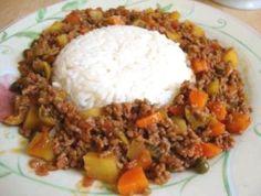 Picadillo Habanero (Cuban-style Ground Beef Hash) | Hispanic Kitchen