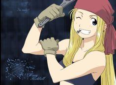 Winry Rockbell- Fullmetal Alchemist