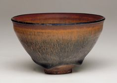 Chinese Southern Song Dynasty Tea Bowl, 13th century, National Gallery of Art