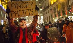 Hundreds take to streets of New York City to protest police brutality