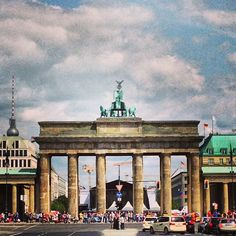 Brandenburger Tor in Berlin; my future home for the Fulbright!