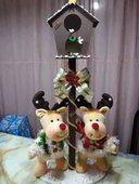La temporada navideña 2016-2017 ya ha comenzado y aquí podrá encontrar la colección especial de patrones y moldes navideños que solamente le trae EcoArtesanias. Dentro de esta colección destacan los siguientes motivos: - Soft/faccionamiento -