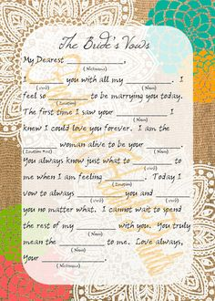 Wedding Shower Games/ DIY Printable by FeatheredHeartPrints