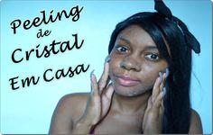 Peeling De Cristal Caseiro com Efeito Profissional.Esfoliação! Deixa a Pele Limpa,Firme e sem Oleosidade
