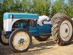 Fb Edda C F Old Fords Ford Tractors