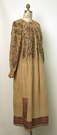 #Romanian Ensemble at the @Metropolitan Museum of Art Date: 1800–1939 Culture: Romanian Medium: linen, wool Credit Line: Gift of Miss Irene Lewisohn and Alice Lewisohn Crowley, 1939