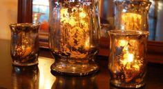 Comment transformer un vase en lui donnant un fini de miroir usé!