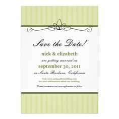 See MoreChic Deco Save the Date (lime green) Custom Announcementstoday price drop and special promotion. Get The best buy