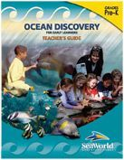 Ocean Discovery:  This website from SeaWorld has all kinds of teacher guides with lesson plans and activities on sea animals and the ocean.