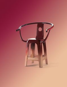 Classic Plastic Chair, Pili Wu (Han Yii in Gallery) | admagazine