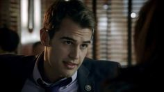 "Caps From ""Golden Boy"" Episode 11 ""Longshot"" With Theo James  Click the pic for loads more!"