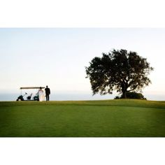 Los Verdes Golf Course - wedding photography by Ocean Blue Photography and Design http://www.oceanbluephotographyanddesign.com    key words: wedding photography, wedding photographer, wedding locations, ocean blue photo, country club, los angeles, palos verdes, southern california, golf cart