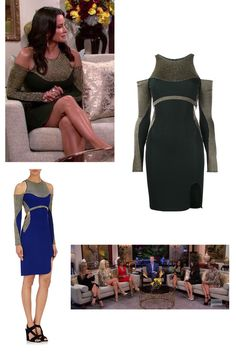 Kyle Richards Estaban Kortazar Real Housewives of Beverly Hills Season 7 Reunion Dress Kyle Richards' #RHOBH Season 7 Reunion Dress http://www.bigblondehair.com/real-housewives/kyle-richards-real-housewives-of-beverly-hills-season-7-reunion-dress/
